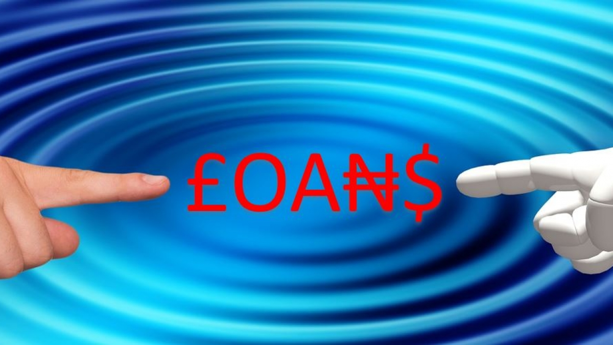 Loans hand